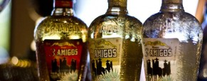 Paddington Corporation Joint Venture with 3 Amigos Tequila