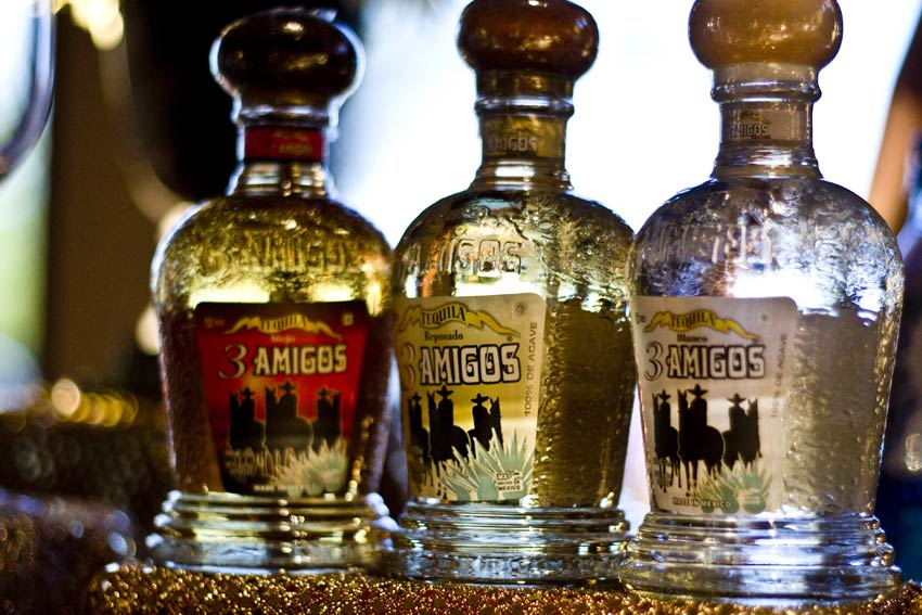 """Your Arizona Family Tequila,"" 3 Amigos Tequila"
