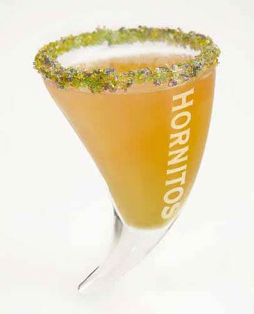 The Dare Devil Cocktail with Hornitos Tequila