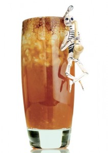 Los Muertos, cocktail with Espolon Teqiula