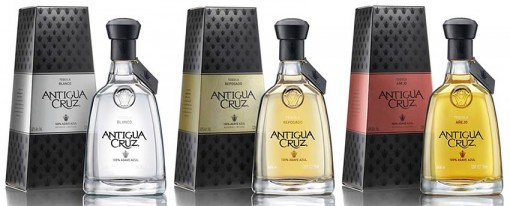Antigua Cruz Tequila New Design