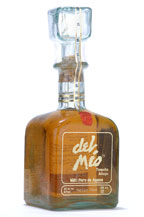 tequila del mio extra in decanter