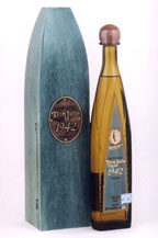 don julio tequila 1942 añejo with cedar box