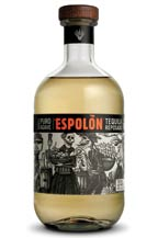 espolon tequila reposado - July 2010 packaging