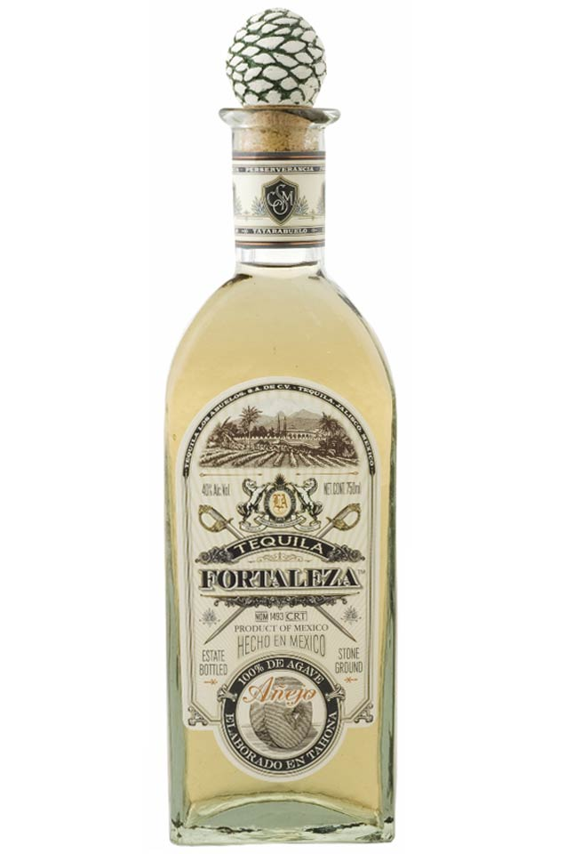 tequila fortaleza - artisan hand-crafted