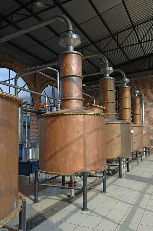 copper stills