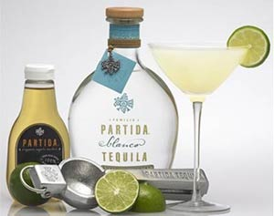 The Partida Margarita Recipes — Dishmaps