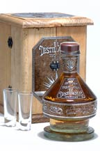 el destilador añejo tequila with presentation box