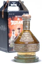 el destilador tequila reposado - artesanal bottle